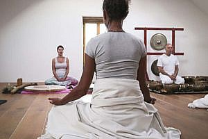 Photos Course Yoga and Meditation