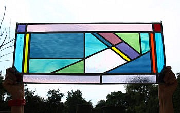 Stained glass course