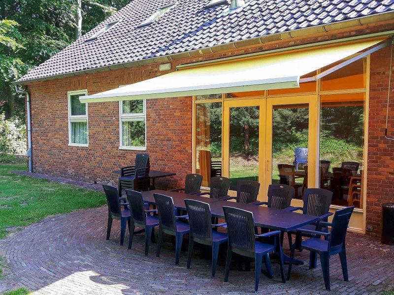 Locatie Nederland; Meeuwenveen - Buitenplaats