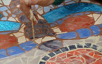 Mozaïek cursus - Cursus mozaieken