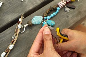 Create Jewelry Course Photos