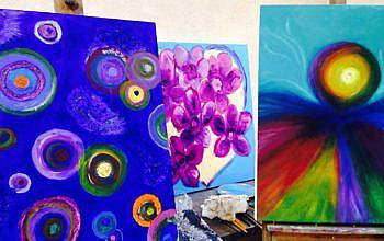 Schildercursus - Cursus schilderen