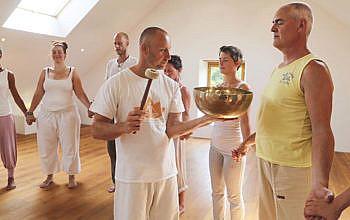 Tantra yoga cursus - Combia cursus tantra en yoga