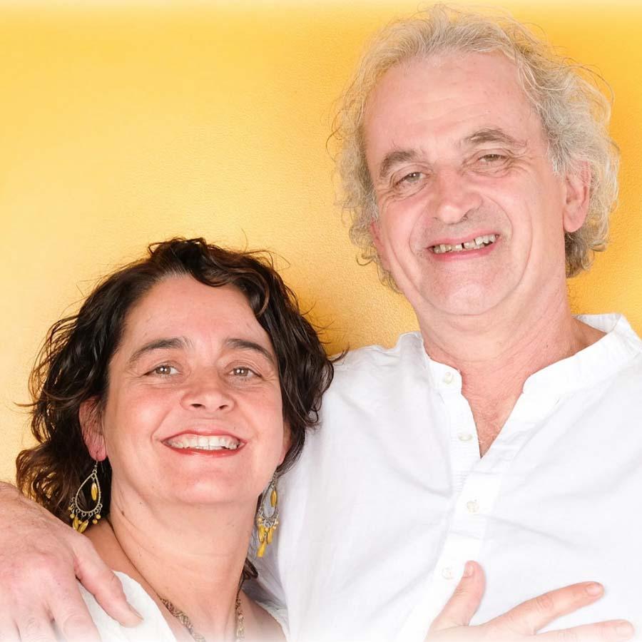 Frank Schulpen & Monique Blom