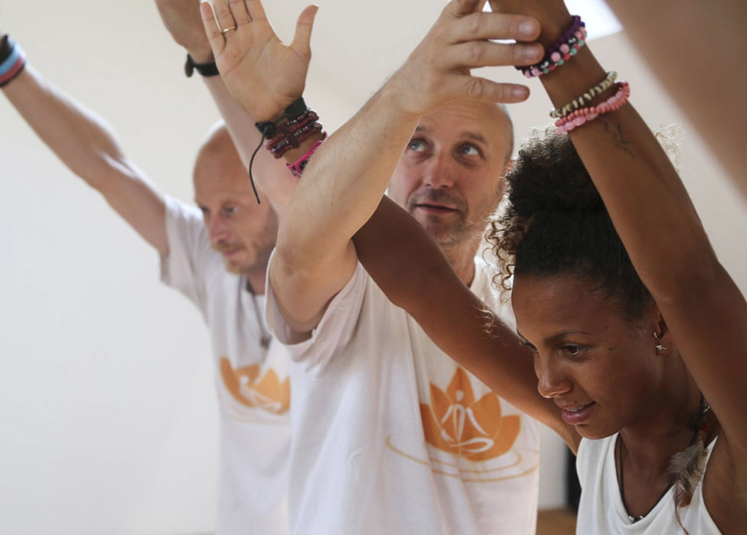 Yoga algemene foto Sadhaka