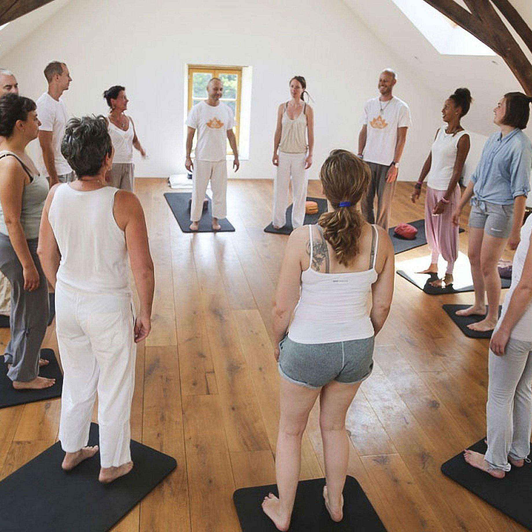 Yoga cursus Sadhaka