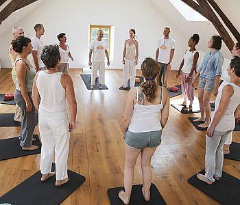 Yoga course Sadhaka
