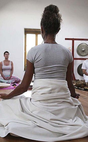 Yoga meditatie Sadhaka