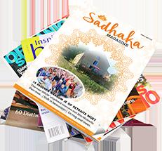 Sadhaka magazines
